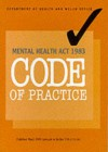 Code of Practice: Mental Health ACT 1983 - Great Britain, Frank Dobson