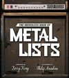 The Merciless Book of Metal Lists - Howie Abrams, Sacha Jenkins