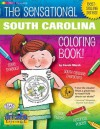 The Sensational South Carolina Coloring Book (The South Carolina Experience) - Carole Marsh, Kathy Zimmer