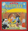 Nativity: Lift The Flap - Allia Zobel Nolan, Trace Moroney, Allia Zobel Nolan
