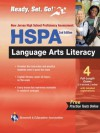 New Jersey HSPA Language Arts Literacy with Online Practice Tests (Test Preps) - Editors of REA, Dana Passananti