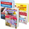 DIY Household Hacks BOX SET 3 IN 1: 30 Fantastic Ideas To Reuse Old Things + 50 Unbelievably Simple Decor Hacks + 35 Reasons To Use Hydrogen Peroxide: ... design, projects for kids, organized home) - Imogen Hayes, Robert Phillips, Korbin Davis