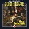 Geisterjäger John Sinclair 40 Mein Todesurteil - Jason Dark