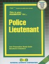 Police Lieutenant - National Learning Corporation