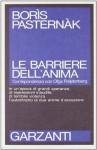 Le barriere dell'anima - Boris Pasternak, L. V. Nadai