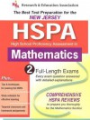 HSPA Mathematics -- The Best Test Prep for the New Jersey HSPA - Mel Friedman, Max Fogiel