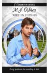 The Duke In Hiding - MJ O'Shea