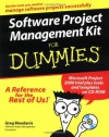 Software Project Management Kit For Dummies (For Dummies (Computers)) - Greg Mandanis, Mandanis, Allen Wyatt