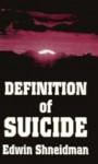 Definition Of Suicide - Edwin S. Shneidman