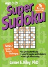 Super Sudoku Book 2 - James Riley