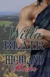 Highland Healer (Highland Talents Book 1) - Willa Blair