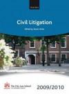 Civil Litigation 2009 2010: 2009 Edition (Bar Manuals) - Stuart Sime, Julie Browne