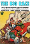 The Big Race - Classic Comic Strips And Picture Books For Children With Comedy, Humor Short Novels And Adventure Stories For Kids Age 6-8 And 9-12 With Free Game: 'Catching Rabbits' - Kids Books