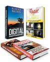 Digital Photography Box Set: 23 Pro Tips How to Take Dramatic Digital Photos Plus Guide to Digital Photography That Will Help You Learn Digital Photography ... photos, digital photography secrets) - Robert Brown, Nick Phillips, Eddie Morgan, Jacob Hill