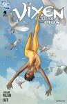 Vixen: Return of the Lion (2008-) #4 - Gwendolyn Wilson, CAFU