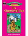 The Gingerbread Man Easy Reader - Emily Clark, SUSAN B. BRUCKNER, LINDA KINGMAN