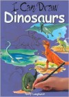 I Can Draw Dinosaurs (I Can Draw) - Amanda O'Neill