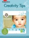 Creativity Tips for Scrapbookers (Leisure Arts #15951) (Creating Keepsakes) - Tracy White, Leisure Arts, Creating Keepsakes Magazine