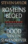 Twee zaken voor Gordianus: Romeins bloed, Dood van een slavendrijver - Steven Saylor, J.J. de Wit