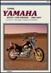 Clymer Yamaha Xv700-1100 Virago, 1981-1997, Xv535 Virago, 1987-1997 - Randy Stephens