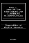 Optical Constants of Crystalline and Amorphous Semiconductors: Numerical Data and Graphical Information - Sadao Adachi