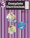 Complete Curriculum: Grade 3 (Flash Kids Harcourt Family Learning) - Flash Kids
