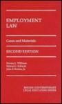 Employment Law: Cases and Materials, Second Edition, 1998 - Stewart J. Schwab, Steven L. Willborn, John F. Burton Jr.