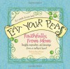 Eat Your Peas Faithfully, Love Mom: Simple Truths and Happy Insights (3-Minute Forever Books) - Cheryl Karpen