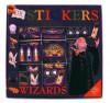 Sticker Gift Boxes: Wizards - Sue Grabham
