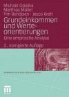 Grundeinkommen Und Werteorientierungen: Eine Empirische Analyse - Michael Opielka, Matthias Müller, Tim Bendixen
