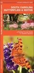 South Carolina Butterflies & Moths: A Folding Pocket Guide to Familiar Species - James Kavanagh