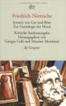Jenseits von Gut und Böse - Friedrich Nietzsche, Giorgio Colli, Mazzino Montinari