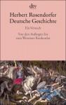 Von den Anfängen bis zum Wormser Konkordat. - Herbert Rosendorfer
