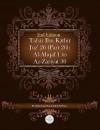 Tafsir Ibn Kathir Juz' 26 (Part 26): Al-Ahqaf 1 to AZ-Zariyat 30 2nd Edition - Muhammad Saed Abdul-Rahman