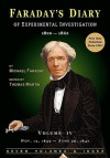 Faraday's Diary of Experimental Investigation - 2nd Edition, Vol. 4 - Michael Faraday, Thomas Martin, Royal Institution Of Great Britain