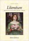 Literature: Approaches to Fiction, Poetry, and Drama - Robert DiYanni