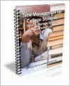 Time Management for College Students - David Brown