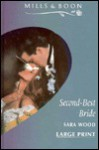 Second-Best Bride - Sara Wood