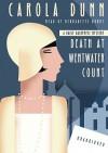 Death at Wentwater Court - Carola Dunn, Bernadette Dunne