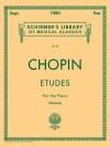 Etudes - Frédéric Chopin