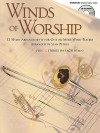 Winds Of Worship Trombone (and/or Tuba,Cello) Bk/CD (Winds of Worship) - Shawnee Press, Stan Pethel
