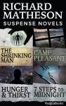 Suspense novels - Richard Matheson