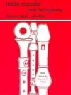 Treble Recorder - Teacher's Book - John Pitts