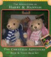Harry & Hannah: The Christmas Adventure--boxed set - Chris Herrington, Jean Ahern Lubin