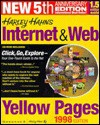 Harley Hahn's Internet & Web Yellow Pages [With Internet & Web] - Harley Hahn