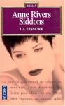 La Fissure - Anne Rivers Siddons