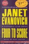 Four to Score - Janet Evanovich, Debi Mazar
