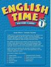 English Time 1: Picture & Word Card Book - Susan Rivers, Setsuko Toyama