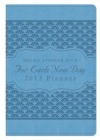 For Each New Day 2013 Planner - Helen Steiner Rice