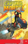 Captain Marvel #12 (Captain Marvel Vol. 7, #12) - Kelly Sue DeConnick, Filipe Andrade